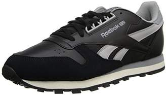 Reebok Men's CL Leather RE Fashion Sneaker