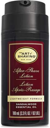 The Art of Shaving Men's Sandalwood After-Shave Lotion, 3.3 oz