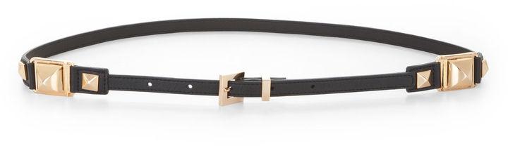 BCBGMAXAZRIA Studded Waist Belt