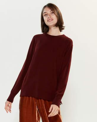 Roberto Collina Two Tone Long Sleeve Sweater
