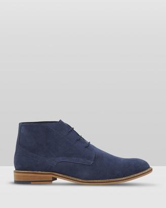 Oxford Braxton Suede Boot