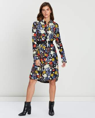 Mesop Isobella Print Dress