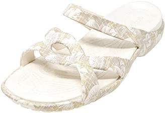 Crocs Women's Meleen Twist Graphic Sandal Flat