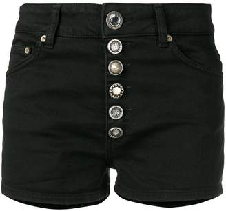 Dondup buttoned denim shorts