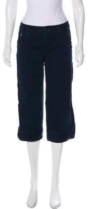 Marc Jacobs Wide-Leg Capri Pants