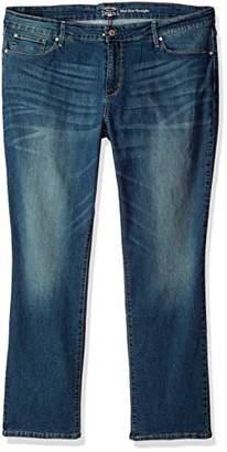 Levi's Women's Plus Size Modern Straight Jeans