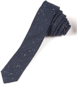 Appaman Kids' Woven Speckled Skinny Tie