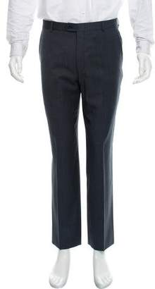 Burberry Woven Dress Pants