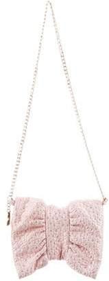 Miss Blumarine Girls' Brocade Shoulder Bag w/ Tags