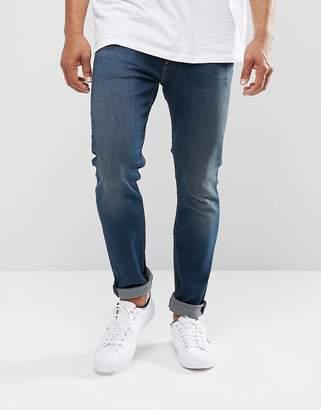 Levi's Levis 512 Slim Taper Fit Jeans Roth Dark Wash