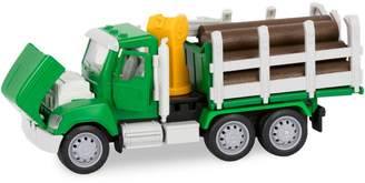 Driven Mini Logging Truck Toy