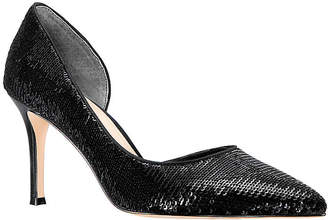I. MILLER I Miller Shoes Womens Cathia Pumps Slip-on Pointed Toe Cone Heel