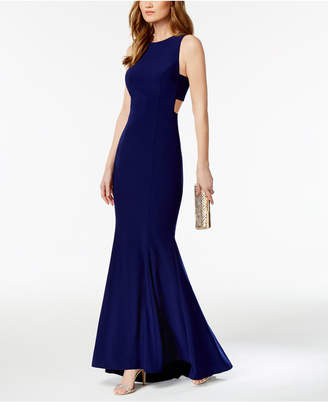 Betsy & Adam Cutout Mermaid Gown $249 thestylecure.com