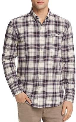Joe's Jeans Seattle Plaid Regular Fit Button-Down Shirt
