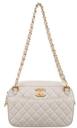 51f0860fcaab Chanel White Shoulder Bags - ShopStyle