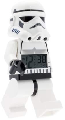 Star Wars LEGO LEGO Stormtrooper minifigure alarm clock (Model: 9002137)