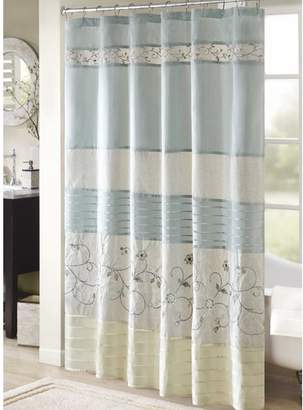 Co Darby Home Willshire Shower Curtain
