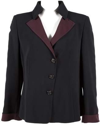 Akris Black Wool Jackets