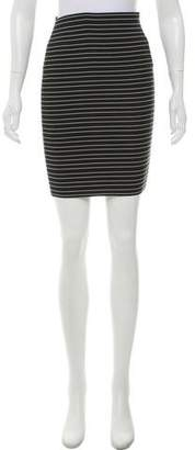 Boy By Band Of Outsiders Knee-Length Bodycon Skirt