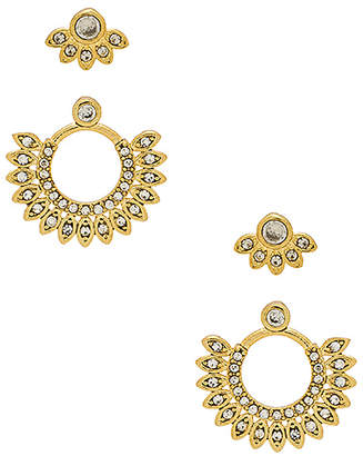 Luv Aj The Cosmic Flare Studs Set