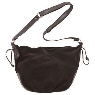 Vanessa Bruno Brown Suede Handbag