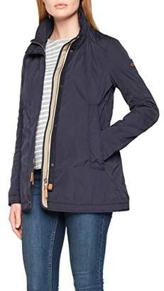 Camel Active Women's Jacket, Blau (Navy )