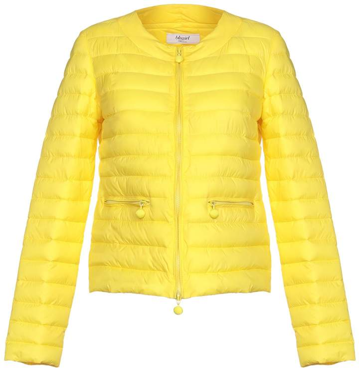 BLUGIRL BLUMARINE Synthetic Down Jackets