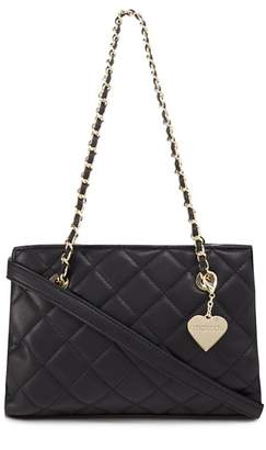 Marc B Black 'Katie' Quilted Shoulder Bag