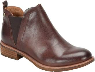 Sofft Leather Ankle Boots - Bergamo