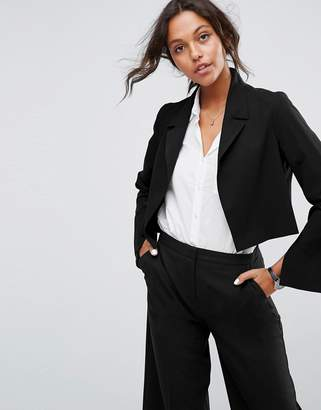 Asos Mix & Match Crop Blazer