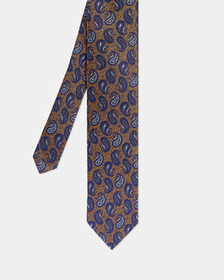 Ted Baker CLEAR Paisley print silk tie