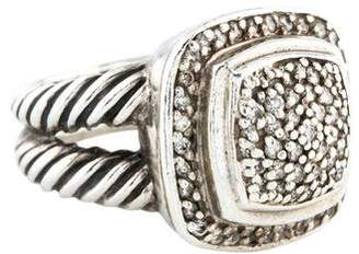 David Yurman Diamond Albion Ring