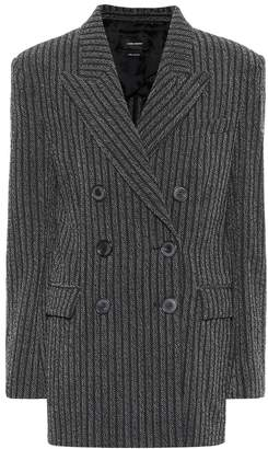 Isabel Marant Wool-blend blazer