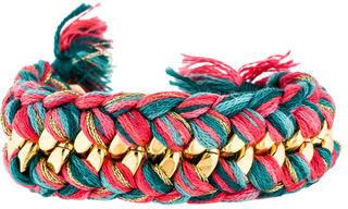 Aurelie BidermannAurélie Bidermann Do Brasil Double Bracelet