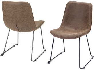 Mercana Home Finn Ii Set Of 2 Dining Chair
