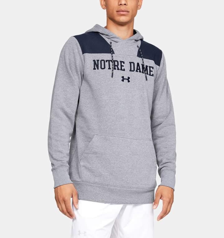 Under Armour Men's UA Fleece Collegiate Hoodie
