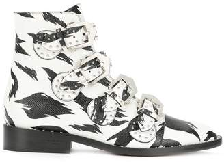 Givenchy printed Elegant boots