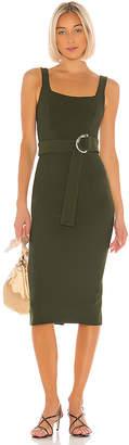 Shona Joy X REVOLVE Davis Square Neck Midi Dress