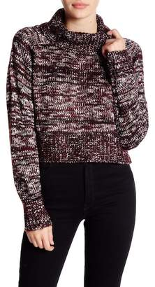 Romeo & Juliet Couture Marled Turtleneck Sweater $155 thestylecure.com