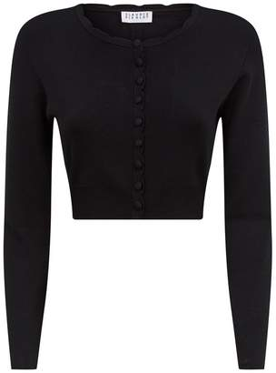 Claudie Pierlot Crop Cardigan