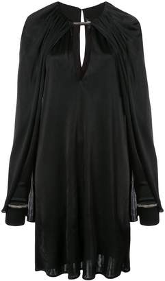Thomas Wylde floaty sleeve dress