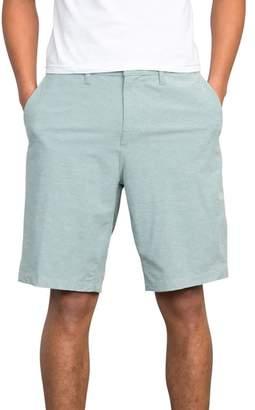 RVCA Holidaze Hybrid Shorts