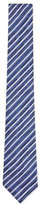 Topman Mens Blue Stripe Tie