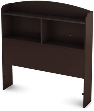 South Shore Logik Twin Bookcase Headboard