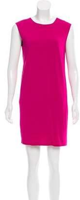 Helmut Lang Shift Mini Dress