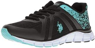 U.S. Polo Assn. Women's Women's Piper-k Fashion Sneaker