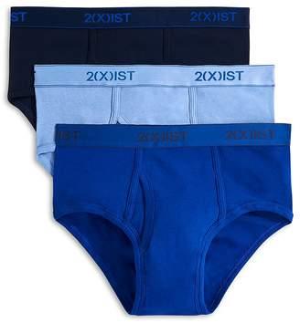 2xist Cotton Contour Pouch Briefs, Pack of 3