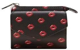 MANGO Zip kiss wallet
