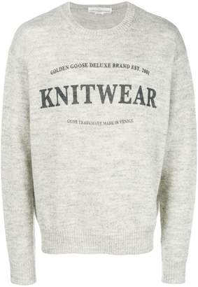 Golden Goose Knitwear jumper