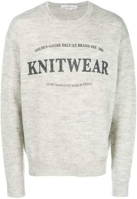 Golden Goose Knitwear jumper